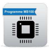 PROGRAMME MS100 : APPLI DOSAGE MONOPRODUIT MS100zDOSAGEM