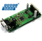 OPTION MS300 : CARTE PROFIBUS DP MS300xPBUS